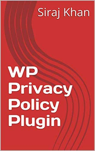 WP Privacy Policy Plugin