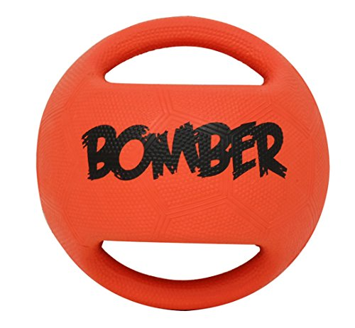 (Zeus Bomber Ball for Pets, 4.5-Inch)