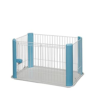 SL&ZX Plegable Metal Perro Cajón,Jaula del Animal doméstico Perro Valla Perro Parque para Mascotas