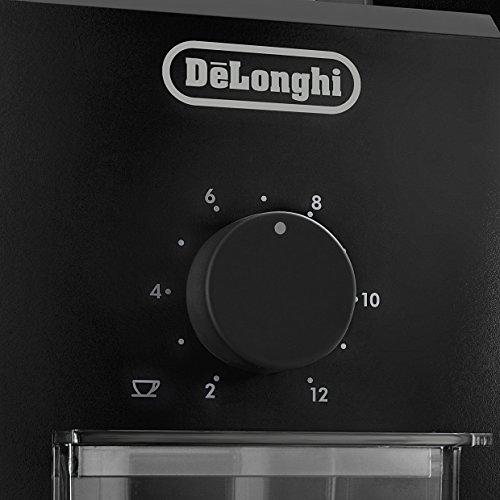 Delonghi KG79 Grinder Meule Sélecteur Jusqu'à 12 Tasses