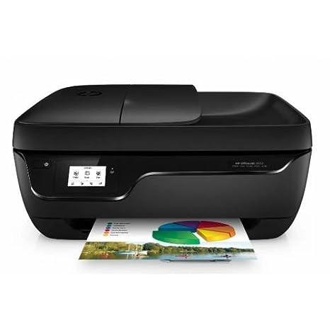 HP Officejet 3834 - Impresora Multifunción