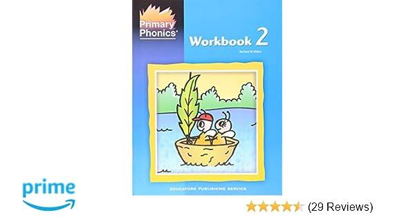 Primary Phonics: Workbook 2: Barbara W. Makar: 9780838805503: Amazon.com: Books