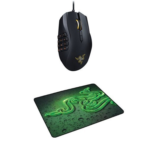 Razer Chroma Ergonomic Gaming Mouse Bundle