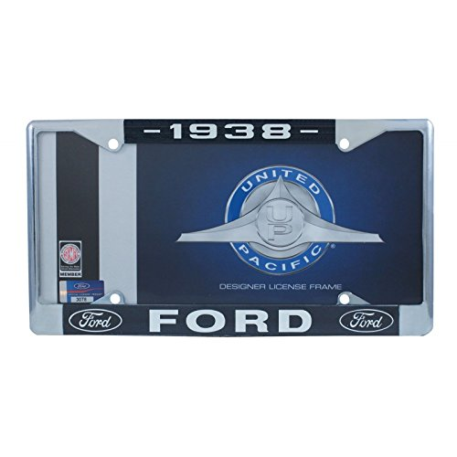 United Pacific A9049-38 1938 Ford License Frame