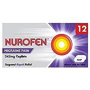 Nurofen Migraine Pain 12x342mg