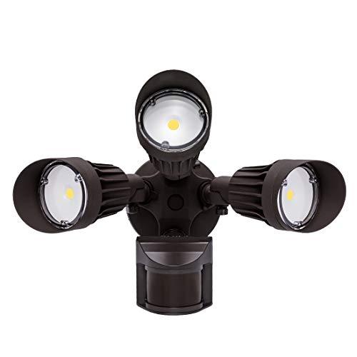 Exterior Flood Light Motion Sensor in US - 7