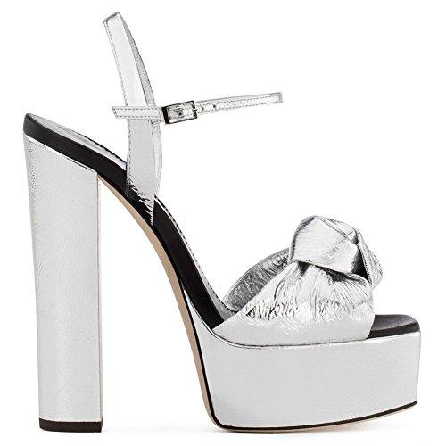 Para blanco Verano Zapatos Alto yc White Primavera L Y Cómodos Tacón De Mujer Alto Bfqx1