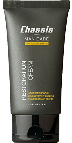 Extreme Chassis - Chassis Restoration Cream - Long-Lasting Anti Chafing Cream for Men