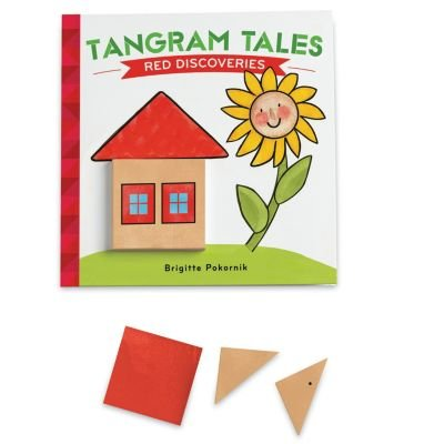 MindWare Tangram Tales: Red Discoveries Game