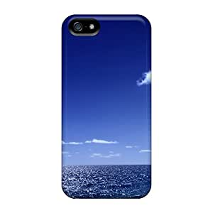 New Premium CbN29835srvI Cases Covers For Iphone 5/5s/ Blue Sea Protective Cases Covers
