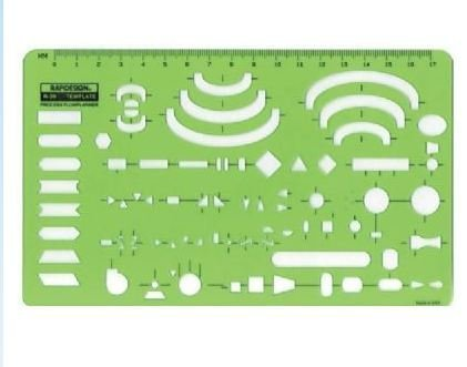 Berol RapiDesign R 39 Process Planner product image