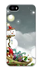 Christmas Playground 3D Case carry iphone 5S case for Apple iPhone 5/5S