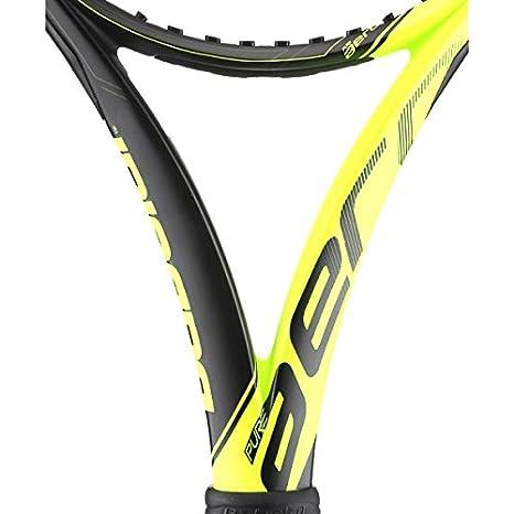 Amazon.com : Babolat Pure Aero Super Lite Tennis Racquet Strung (4 1/4) : Sports & Outdoors