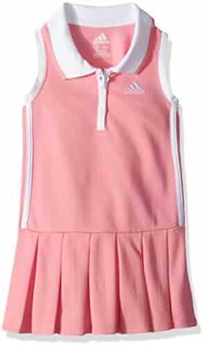 adidas Girls' Yrc Active Polo Dress