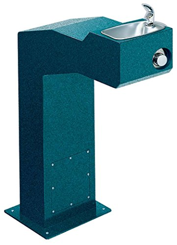 (Endura ADA Outdoor Single Drinking Fountain)