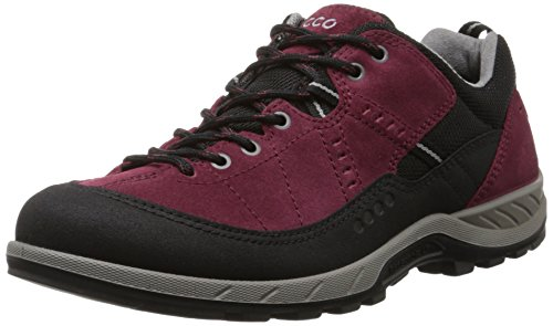 Ecco Rot Black Rouge Outdoor Ladies de Yura Fitness Femme Morillo Chaussures 4qHrSUw4
