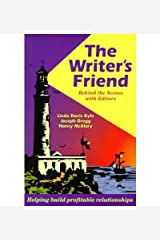 [(The Writer's Friend: Behind the Scenes with Editors)] [Author: Linda Davis Kyle] published on (March, 2000) Paperback