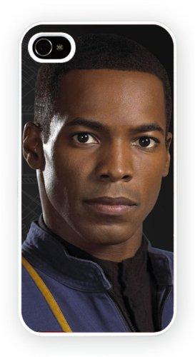 Travis Mayweather Star Trek, iPhone 5C, Etui de téléphone mobile - encre brillant impression