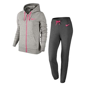 Nike Club FT Tracksuit - Chándal, Mujer, Club FT Tracksuit ...