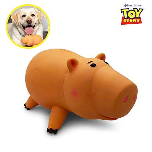 Hyper Pet Disney Toy Story 4 Hamm Interactive Super Squeaker Dog Toy (Hamm)