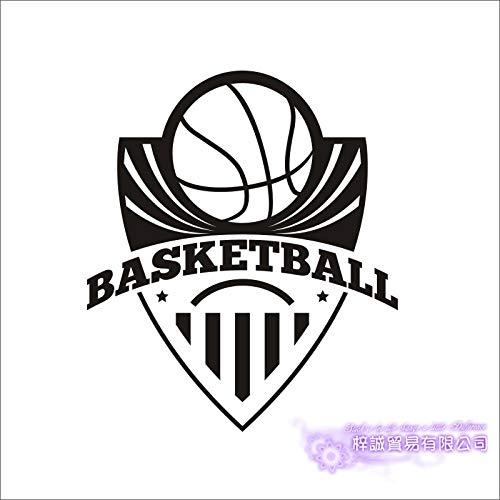 zxddzl Pegatina del Campeonato de Baloncesto Calcomanía de un ...