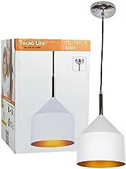 Lámpara Colgante, color Blanco Tecnolite CTL-7432/B