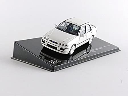 IXO mdcs010 - Ford Sierra Cosworth 4 - Competición Client 1992 - Escala 1/43 - Color Blanco: Amazon.es: Juguetes y juegos
