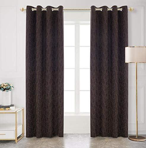 Liberty Home Blackout Window Curtains/Drape
