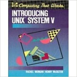 Descargar Libros Ingles Introducing Unix System V Gratis Epub