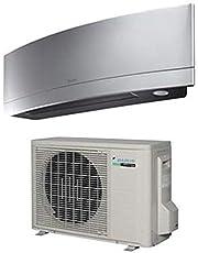 Airconditioning Daikin EMURA zilver 18000 BTU FTXJ50MS - R 32