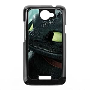 How to Train Your Dragon HTC One X Phone Case White Black Christmas Gifts&Gift Attractive Phone Case HLS5W0124181