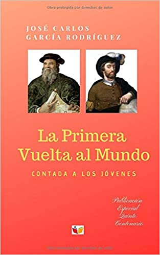 Amazon.com: LA PRIMERA VUELTA AL MUNDO CONTADA A LOS JÓVENES ...
