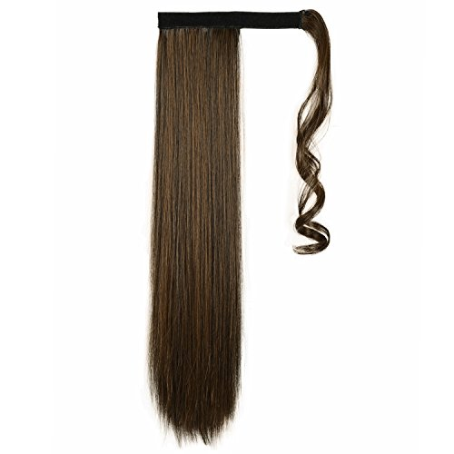 FESHFEN Straight Extensions Synthetic Hairpiece product image