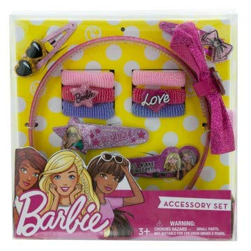 Barbie Hair Accessory Kit for Girls ()