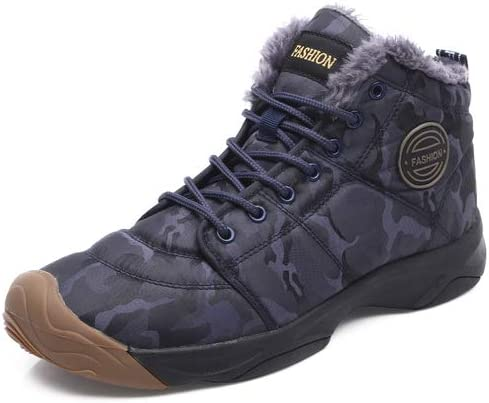 aeepd Winter Snow Boots Men Women Water