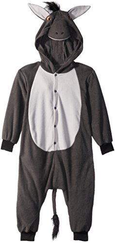 RG Costumes 'Funsies' 100 Acre Donkey Costume, Gray, Medium -
