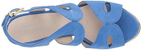 Heeled Heel Cole Kenneth Women's Cerulean Sandal Dress Stiletto Baldwin New York WTdYndw8q