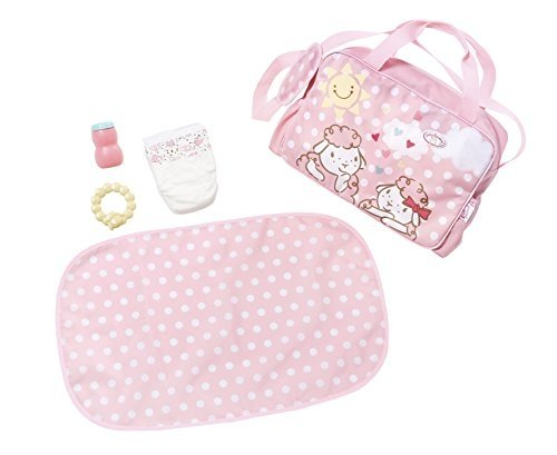 Zapf Creation Baby Annabell 700730 Changing Bag Doll Accessory
