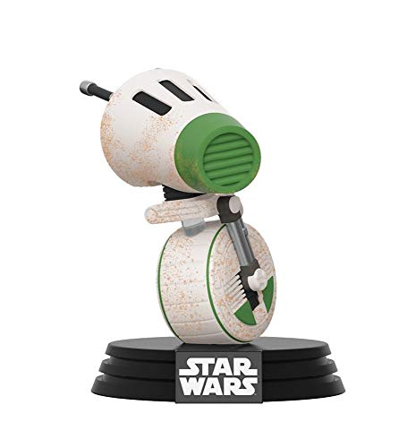 Funko- Pop Star Wars The Rise of Skywalker-D-0 Disney Figura Coleccionable, Multicolor, Standard (43091)