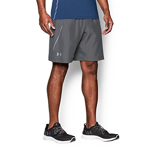 Escape 9' Woven Shorts (Under Armour Men's Launch Run 9