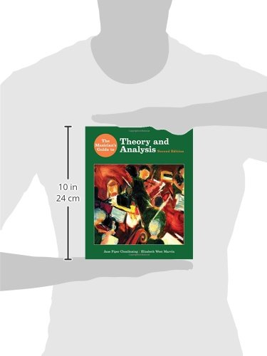 The Musicians Guide to Theory and Analysis The Musicians Guide Series: Amazon.es: Clendinning, Jane Piper, Marvin, Elizabeth West: Libros en idiomas extranjeros
