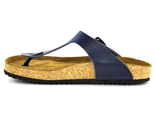 El Naturalista Womens Sandals Waraji NE39Ocean Blue kTvHA1n5O
