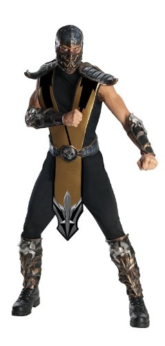 with Mortal Kombat Costumes design