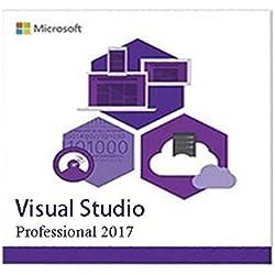 Visual Studio Professional 2017 - Retail - 1 User