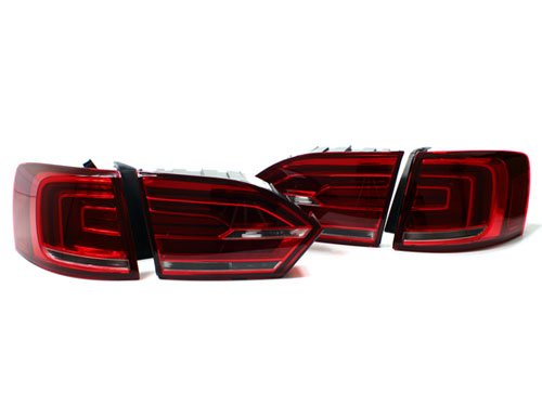 Euro Style Led Tail Lights
