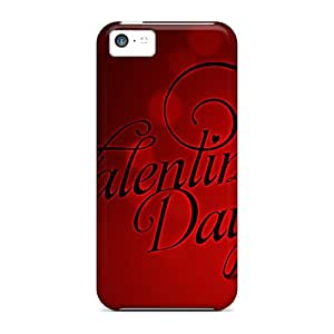 New Premium Rfx30881wuTH Cases Covers For Iphone 5c/ Happy Valentines Day Special Protective Cases Covers