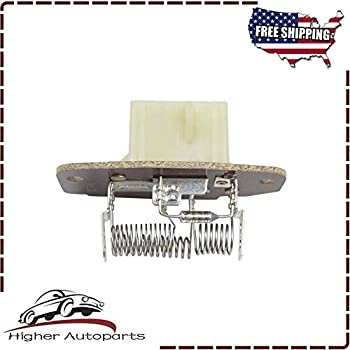 A//C Blower Motor Resistor for Ford E-150 E-250 E-350 E450 F-150 F-250 Super Duty