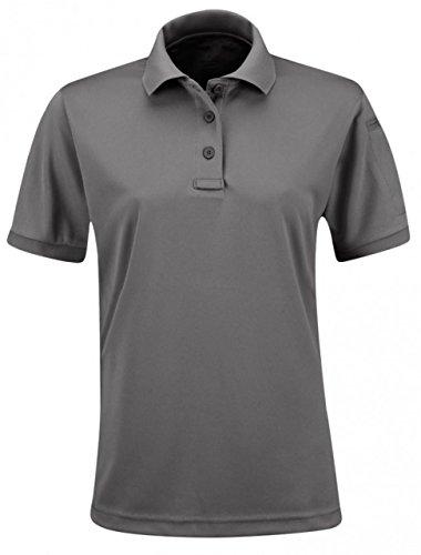 Propper Women's Uniform Polo - Short Sleeve Xl Grey F53834c020xl Grey XL