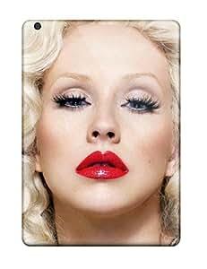 Ipad Air Case Bumper Tpu Skin Cover For Christina Aguilera Accessories