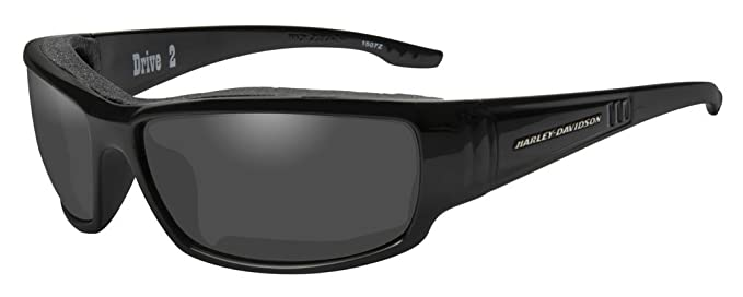 e41f21278a3 Image Unavailable. Image not available for. Color  Harley-Davidson Men s Drive  2 Gasket Sunglasses ...